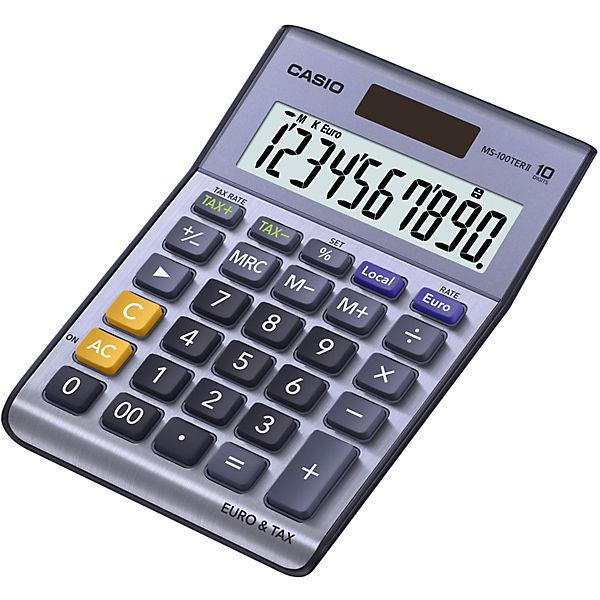 Taschenrechner Ms 100 Terii Casio 10 Stellig Schneider Novus Mytoys
