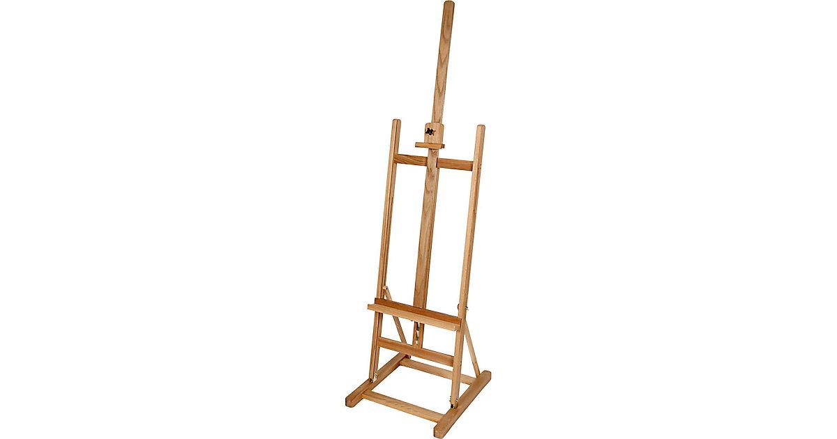 Atelier-Staffelei, H 247 cm, Gewicht 9 kg, 1 Stck