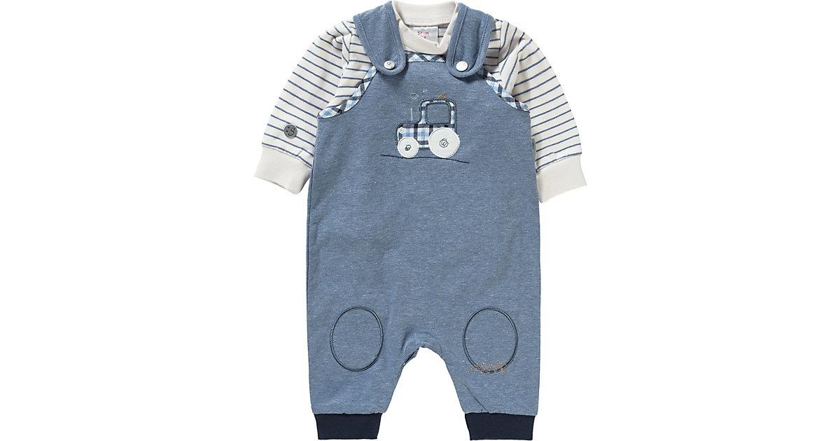 Sterntaler · Set Strampler mit Langarmshirt Gr. 62 Jungen Baby