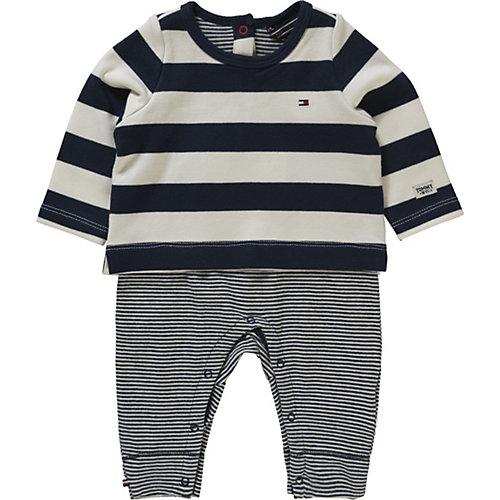TOMMY HILFIGER Baby Strampler Gr. 86 | 08719704675828