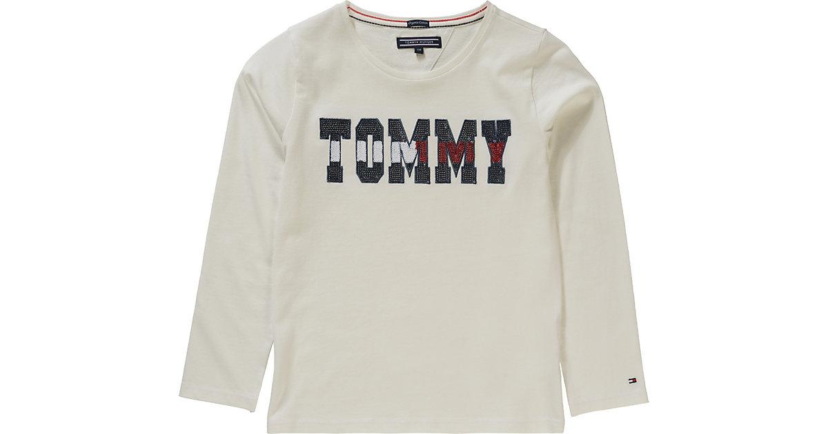Tommy Hilfiger · Langarmshirt , Organic Cotton Gr. 164 Mädchen Kinder