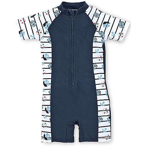 Sterntaler Baby Schwimmanzug mit UV-Schutz 50+ Gr. 116 Jungen Kinder   04055579666412