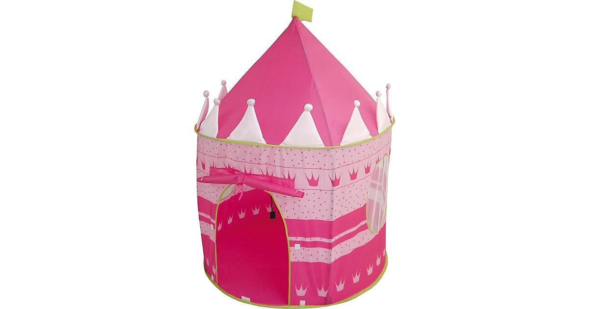 roba · roba Spielzelt Schloss, rosa