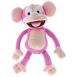 """Интерактивная игрушка IMC Toys """"Обезьянка Fufris"""", розовая"""