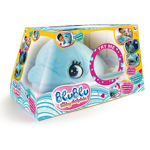 Интерактивная игрушка IMC Toys Дельфин БлуБлу