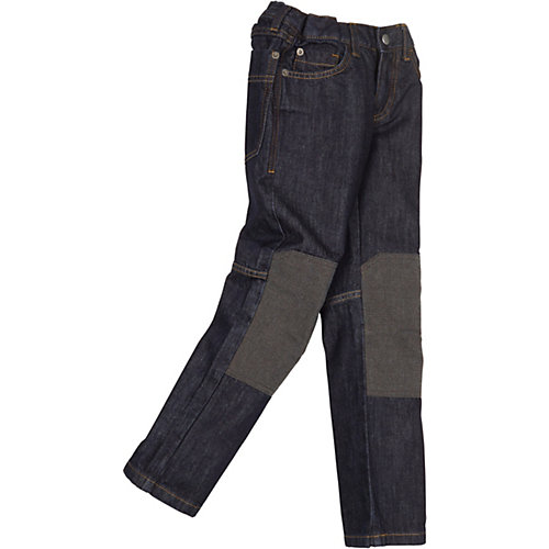 Kinder Outdoorjeans HIGH NOON mit Kevlar-Besatz Gr. 128 | 04051533543331