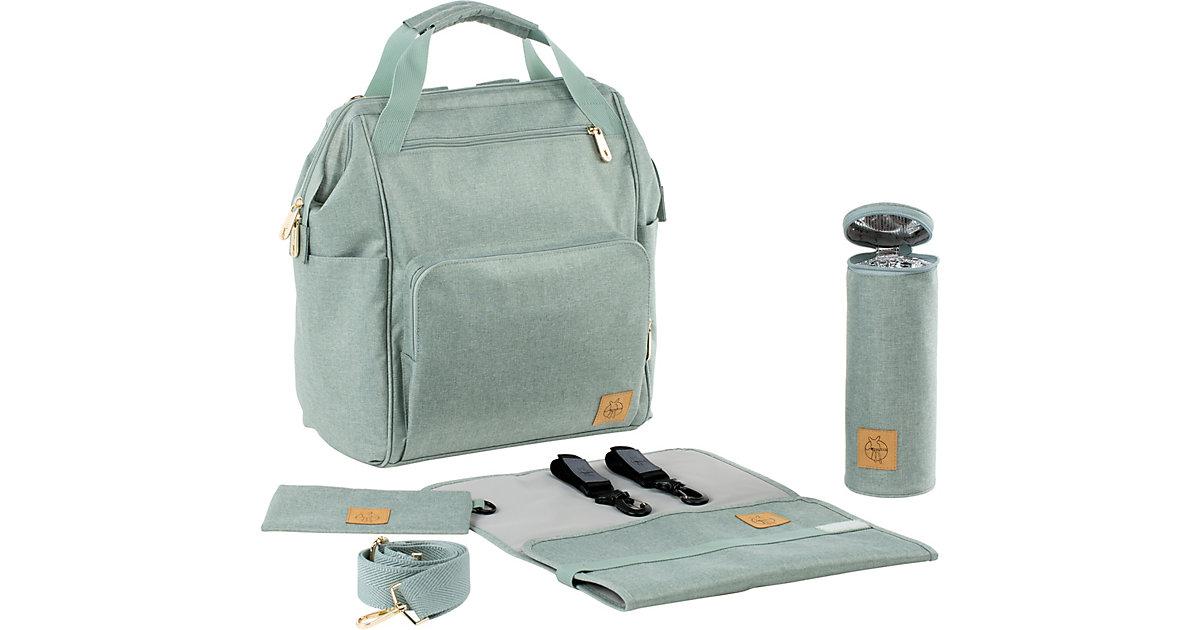 LÄSSIG · Wickelrucksack Glam Goldie, Backpack, mint