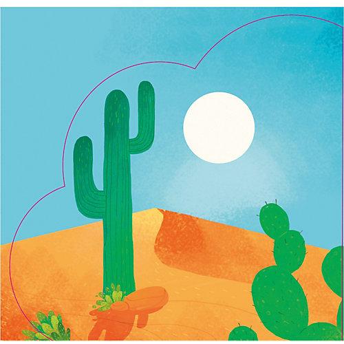 """Удивительный мир """"Кто прячется в пустыне?"""", О. Уткина от Clever"""