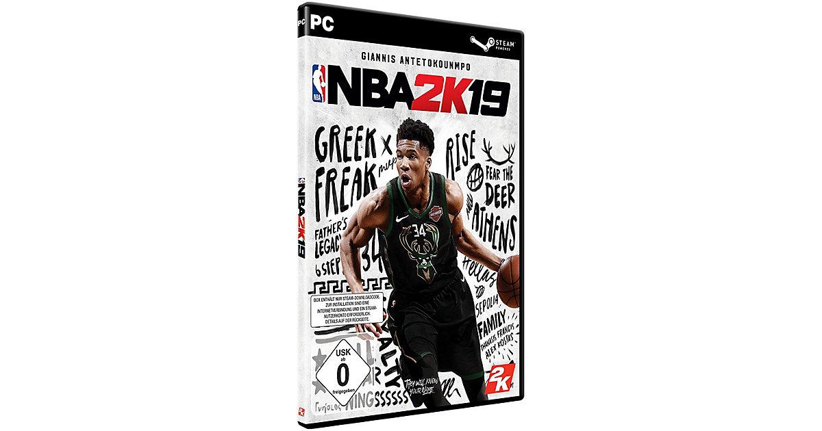 PC NBA 2K19 (CIAB)