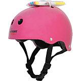 Защитный шлем Wipeout Neon Pink с фломастерами