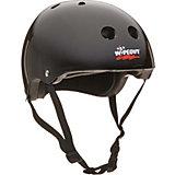 Защитный шлем Wipeout Black с фломастерами