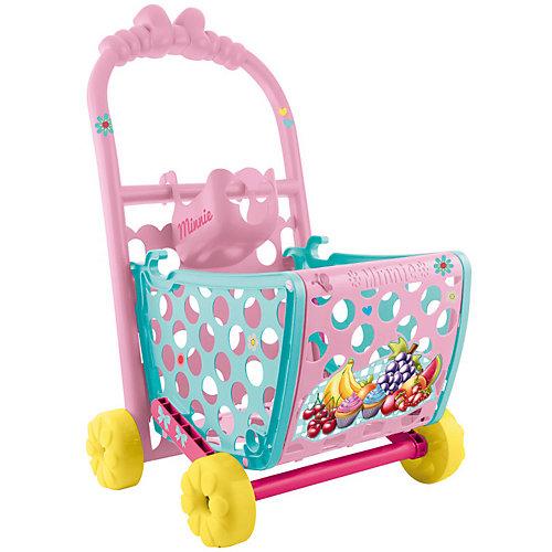 """Disney Игровой набор """"Минни: Тележка с продуктами"""" (49 см, трансформ., аксесс.) от IMC Toys"""