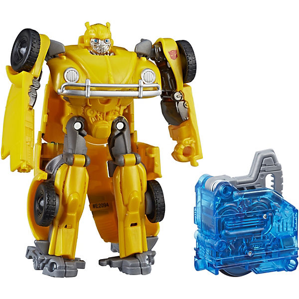 Transformers MV6 Energon Ignitors - Power Plus Bumblebee, Transformers