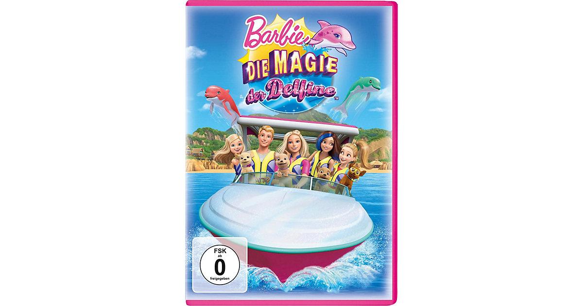 DVD Barbie - Magie der Delfine Hörbuch