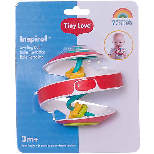 """Развивающая игрушка Tiny Love """"Чудо-шар"""", красный от Tiny Love"""