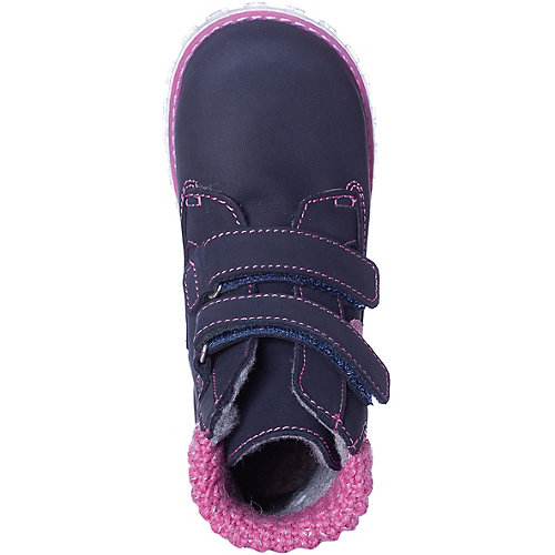 Ботинки Котофей для девочки - синий