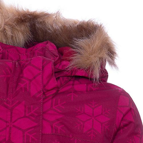 Утеплённая куртка Ticket To Heaven - бордовый от TICKET TO HEAVEN