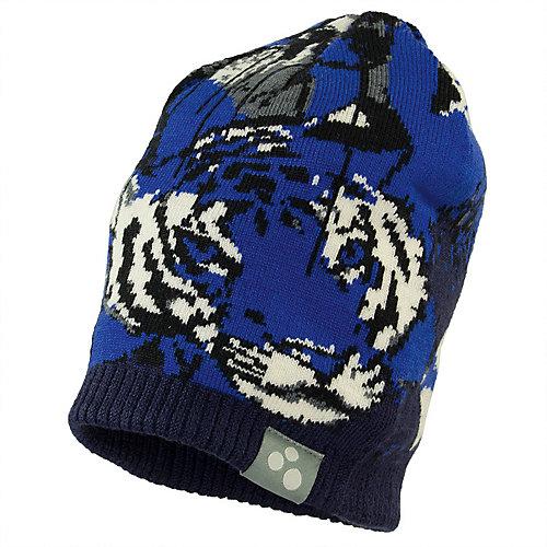 Шапка Huppa Tiger - темно-синий от Huppa
