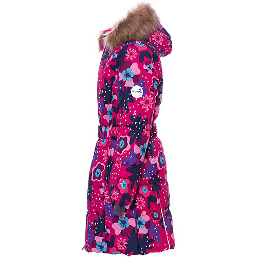 Утепленная куртка Huppa Yacaranda - фуксия от Huppa