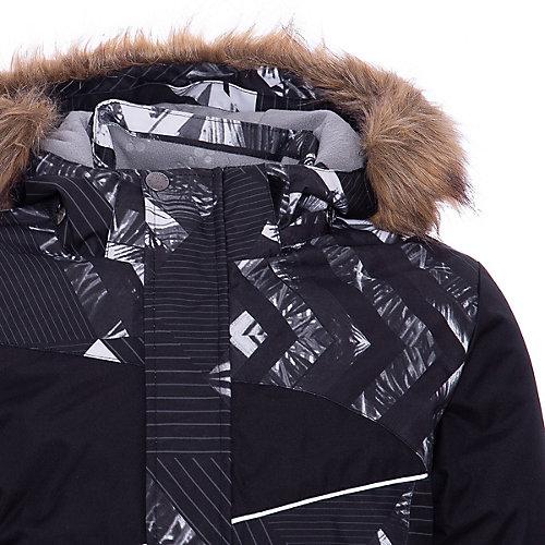 Утепленная куртка Huppa Nortony - черный от Huppa