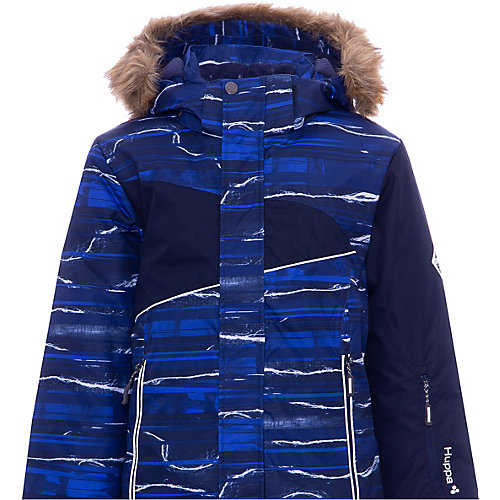 Утепленная куртка Huppa Nortony - темно-синий от Huppa