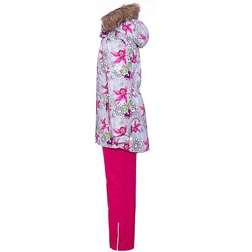 Комплект Huppa Renely 1: куртка и полукомбинезон - белый от Huppa