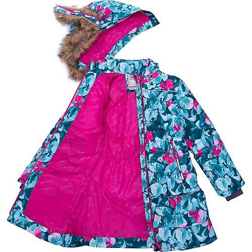 Утепленная куртка Huppa Whitney - светло-зеленый от Huppa