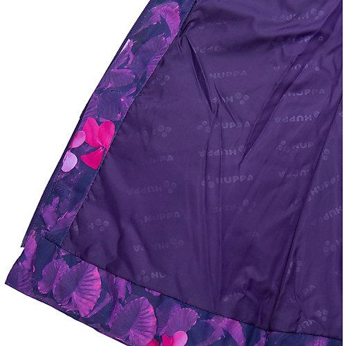 Утепленная куртка Huppa Whitney - лиловый от Huppa