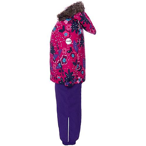 Комплект Huppa Avery: куртка и полукомбинезон - фуксия от Huppa