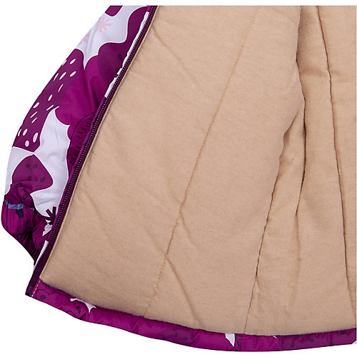 Комплект Huppa Avery: куртка и полукомбинезон - белый от Huppa