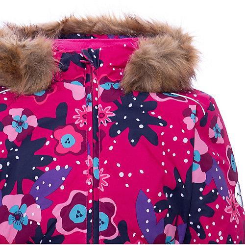 Комплект Huppa Wonder: куртка и полукомбинезон - фуксия от Huppa