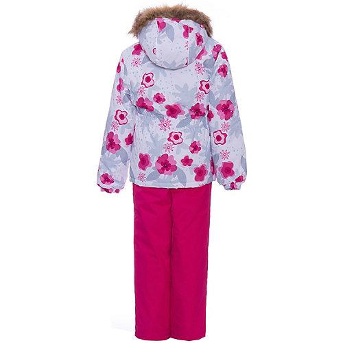 Комплект Huppa Wonder: куртка и полукомбинезон - белый от Huppa