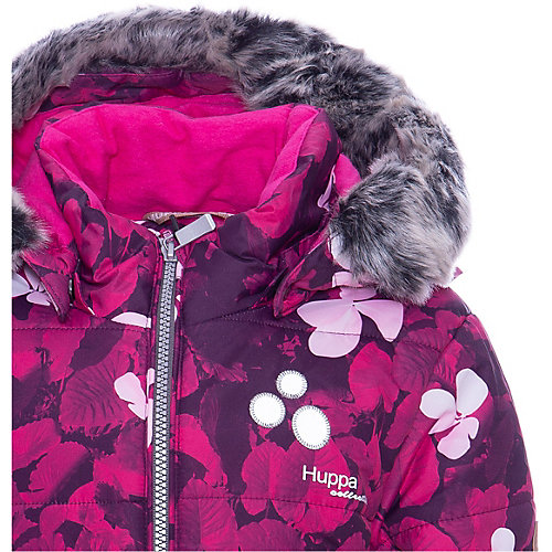 Утепленная куртка Huppa Novally - фуксия от Huppa