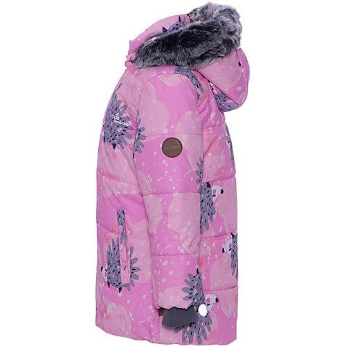 Утепленная куртка Huppa Novally - розовый от Huppa