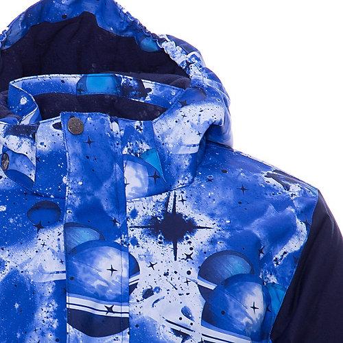 Утепленная куртка Huppa Alex 1 - синий от Huppa