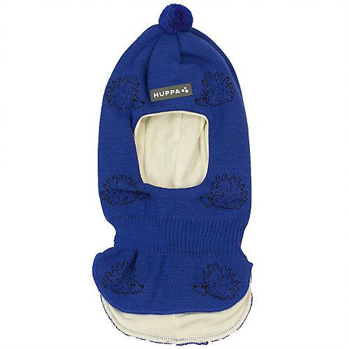Шапка-шлем Huppa Kelda - синий от Huppa