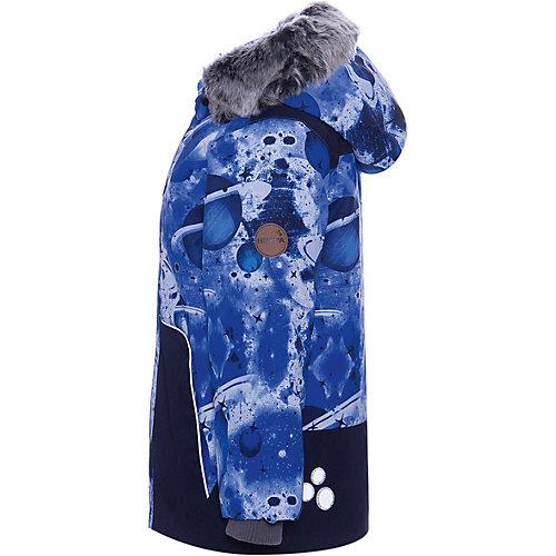 Утепленная куртка Huppa Ross - синий от Huppa