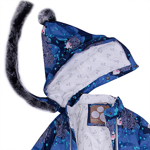 Утепленный комбинезон Huppa Devon 2 - темно-синий от Huppa
