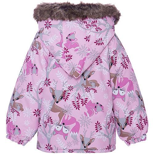 Утепленная куртка Huppa Virgo - розовый от Huppa