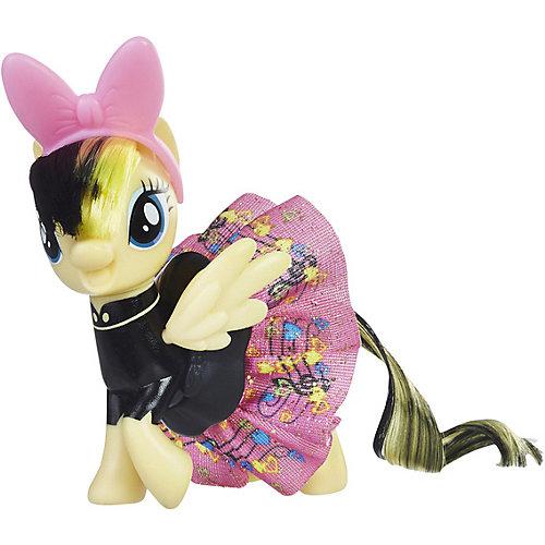 """Игровая фигурка My little Pony """"Блестящие юбки"""" Серенада Трель от Hasbro"""