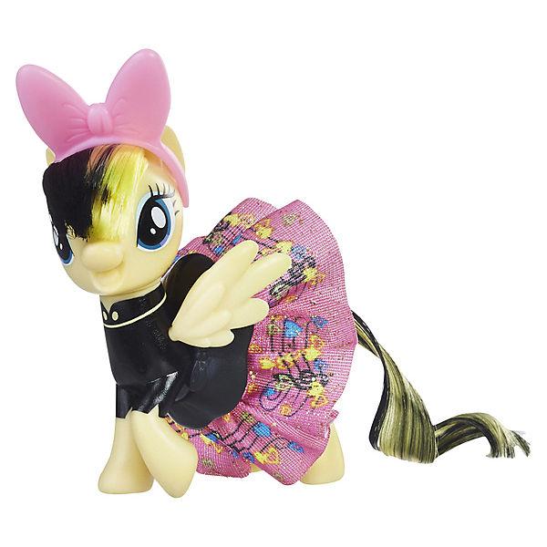 """Игровая фигурка My little Pony """"Блестящие юбки"""" Серенада Трель"""