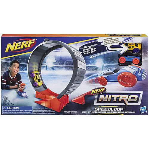 "Автотрек Nerf Нитро ""Петля"" от Hasbro"