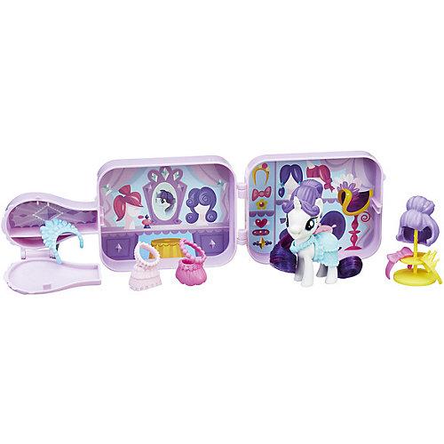 """Игровой набор My little Pony """"Возьми с собой"""" Рарити от Hasbro"""