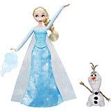 "Кукла Disney Princess ""олодное сердце Эльза и волшебство"
