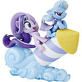 Коллекционная фигурка My little Pony Трикси Луламун и Старлайт Глиммер