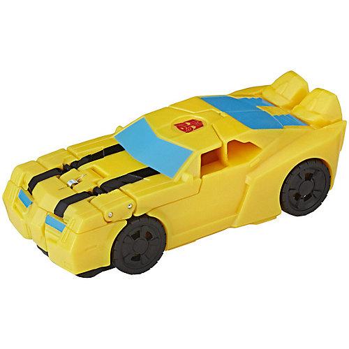 """Трансформеры Transformers """"Киберверсия"""" Бамблби от Hasbro"""