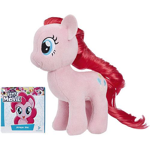 "Мягкая игрушка My little Pony ""Пони с волосами"" Пинки Пай, 16 см от Hasbro"