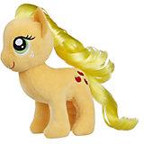 """Мягкая игрушка My little Pony """"Пони с волосами"""" Эплджек, 16 см"""