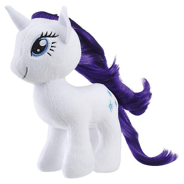 """Мягкая игрушка My little Pony """"Пони с волосами"""" Рарити, 16 см"""