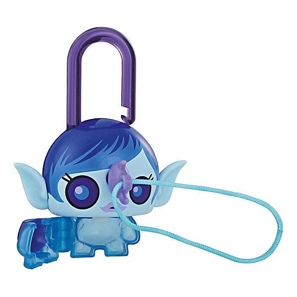 Замочки с секретом Lock Stars, Синяя инопланетянка